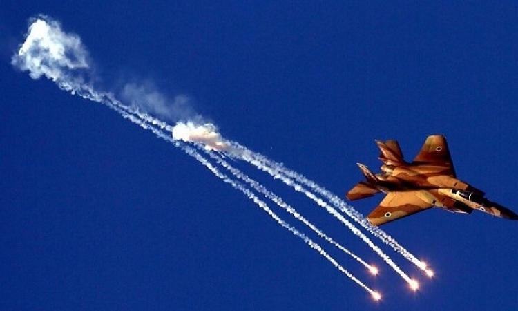 الجيش السورى يعلن إسقاط طائرتين إسرائيليتين .. وتل ابيب تفى