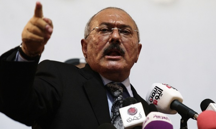 نجاة عبد الله صالح من محاولة اغتيال .. كلاكيت تانى مرة !!