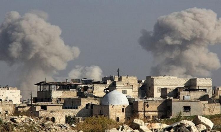 القتال يحتدم فى سوريا بعد ساعات من اعلان اتفاق الهدنة