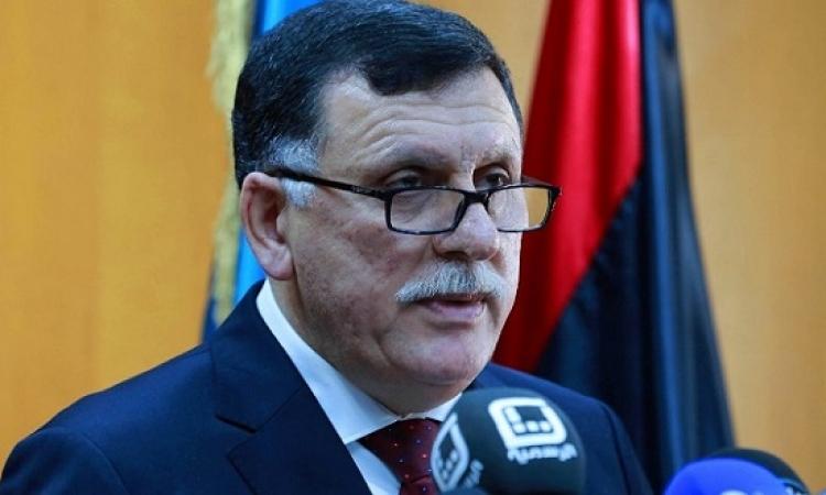 السراج يدعو جميع الأطراف الليبية للاجتماع لمناقشة إنهاء الصراع