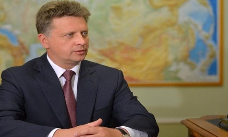 وزير النقل الروسى : بعثة تتوجه لمصر قريباً لاستئناف رحلات الطيران