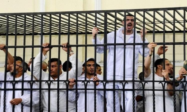 """المؤبد لمتهمين والمشدد لـ 16 آخرين فى """"أحداث بولاق أبو العلا"""""""