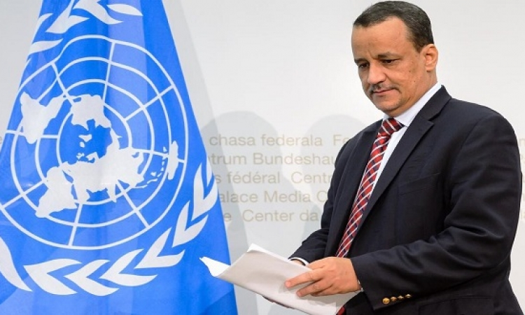 المبعوث الدولى إلى اليمن يعلن هدنة لمدة 72 ساعة