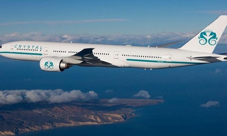 بالصور .. جولة فى أفخم طائرة تجارية فى العالم