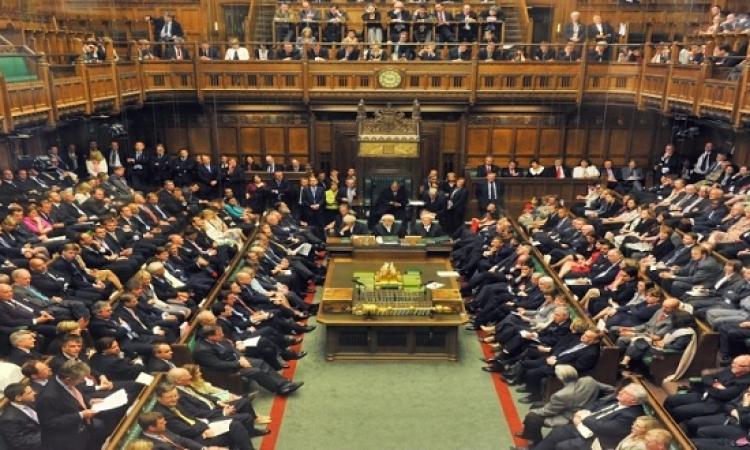 """الحكومة البريطانية تمنع النواب من التصويت على """"الخروج"""""""