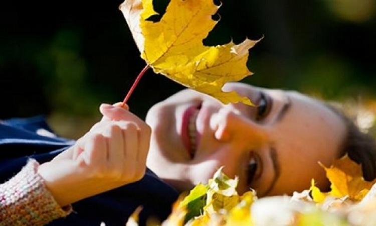 """لماذا """"الخريف"""" من  أجمل الفصول فى السنة؟!"""