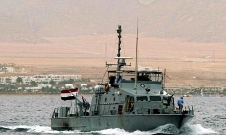 القوات البحرية تحبط محاولة لتهريب طن و600 كجم من الحشيش