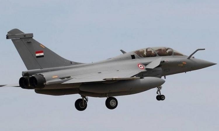 الجيش يثأر لشهداء كمين زغدان بضربة جوية تقضى على منفذى العملية الارهابية