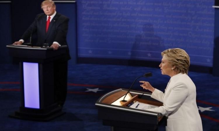 أهم ما جاء بالمناظرة الأخيرة لمرشحى الرئاسة الأمريكية