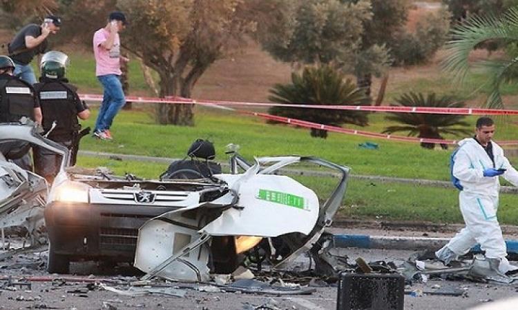 هاآرتس: قتيل فى انفجار سيارة بوسط تل أبيب
