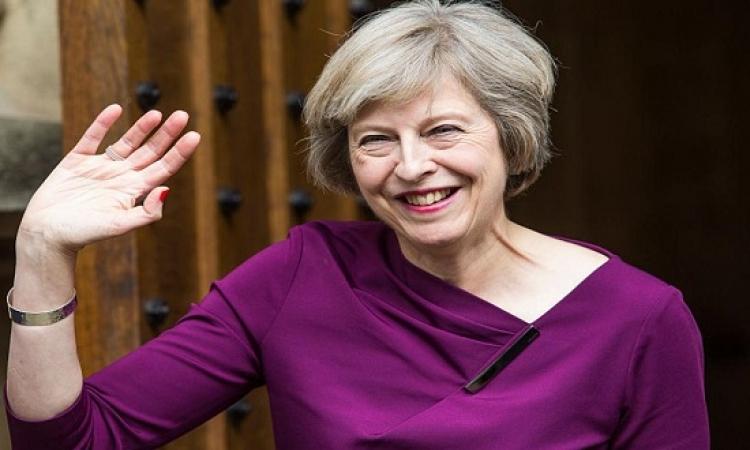 تيريزا ماى تكشف موعد خروج بريطانيا من الاتحاد الأوروبى
