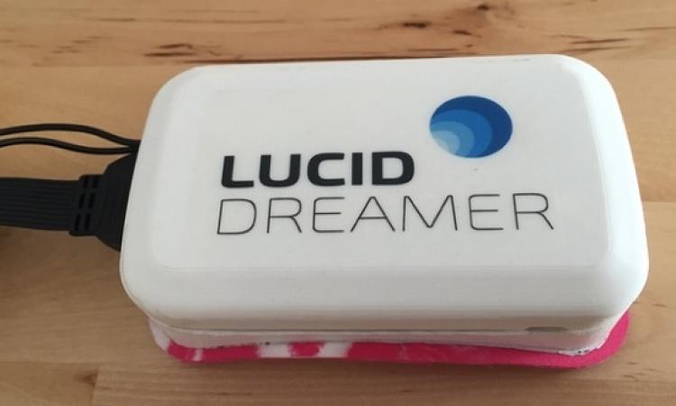 بالفيديو .. جهاز يساعدك على التحكم بأحلامك !!