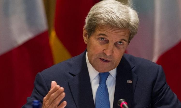 تسريب حديث سرى لكيرى عن التدخل العسكرى الأمريكى بسوريا