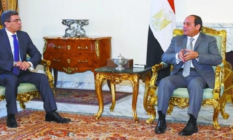 السيسى : سياسة مصر الخارجية تتسم بالاعتدال واستقلال القرار