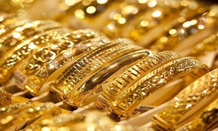 ارتفاع جديد فى أسعار الذهب.. وعيار 21 يسجل 550 جنيهاً