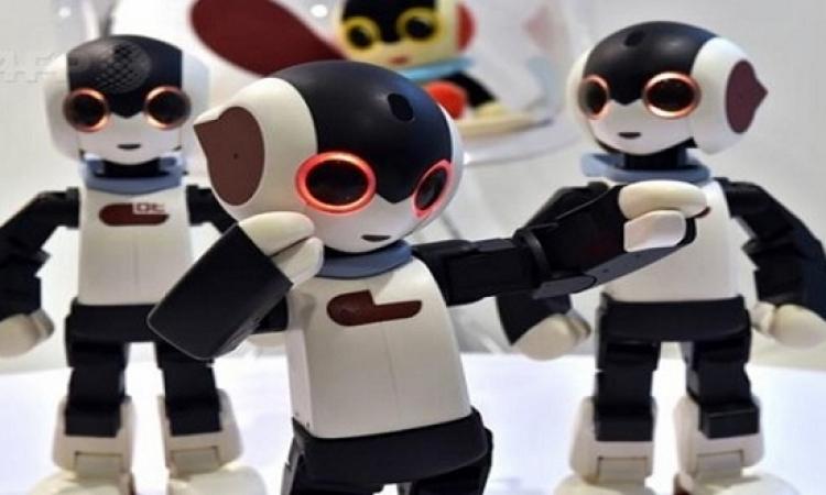 بالفيديو.. روبوت صينى للأطفال يثير مخاوف الخبراء