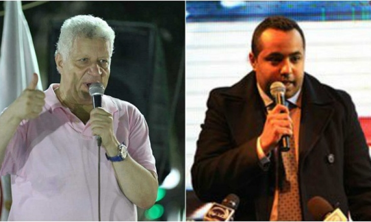 بالصور .. العمارى يستقيل من الزمالك بسبب مرتضى منصور