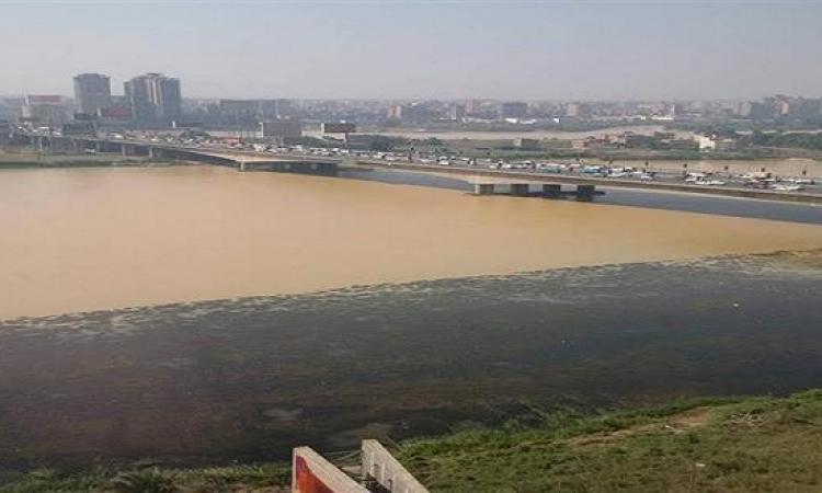 """إيقاف 10 محطات لمياه الشرب فى الجيزة بسبب """"عكارة النيل"""""""