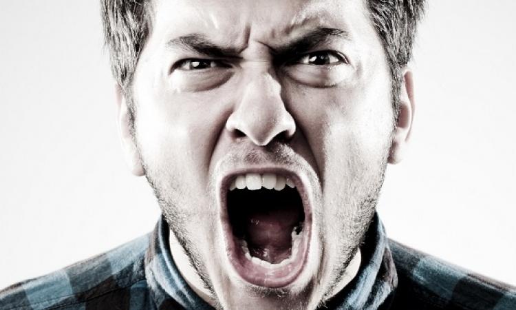 الغضب الشديد يضاعف خطر الإصابة بنوبات القلب