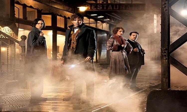 مؤلفة هارى بوتر تفاجئ الجمهور بـ5 أجزاء من Fantastic Beasts