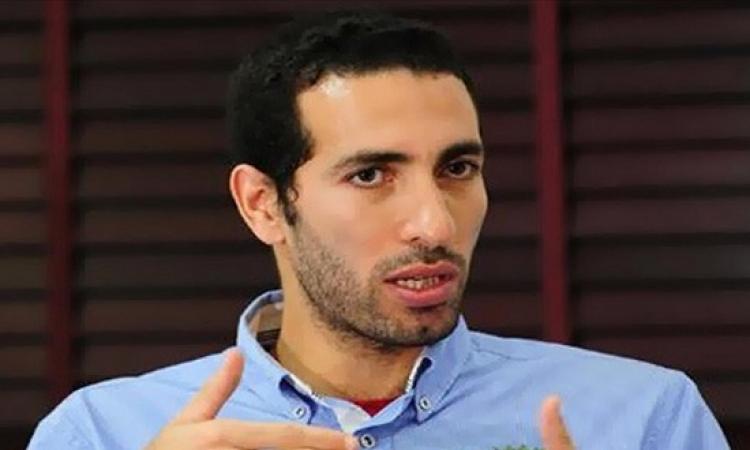 كواليس تراجع أبو تريكة عن العودة إلى مصر لحضور جنازة والده