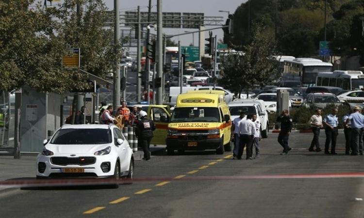 مصرع فلسطينى قتل إسرائيليين إثنين بالقدس