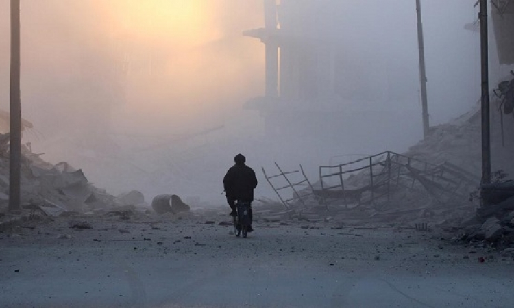 المعارضة السورية تتلقى الخسارة الأكبر وتخسر ثلث اراضيها فى حلب الشرقية