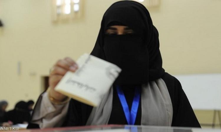 تواصل عمليات التصويت فى انتخابات مجلس الأمة الكويتى
