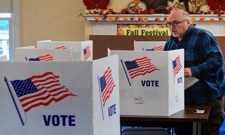 انطلاق عمليات التصويت فى الانتخابات الامريكية لاختيار الرئيس الـ45