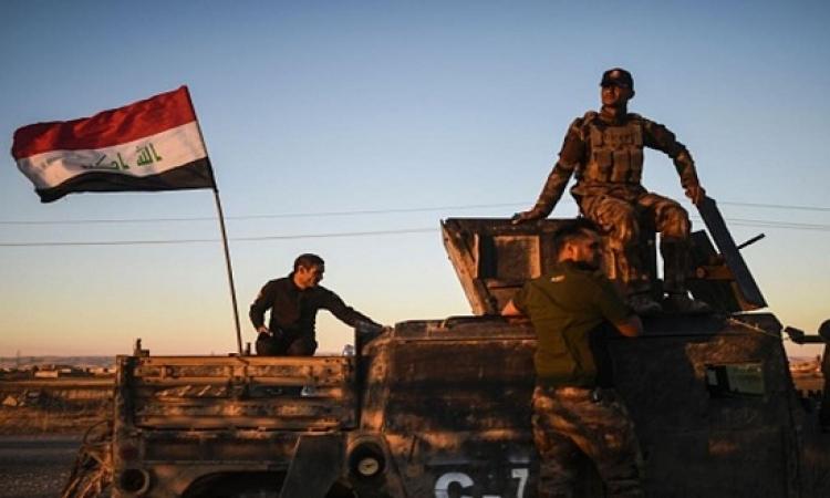 القوات العراقية تستعيد أحياء عدة شرق الموصل