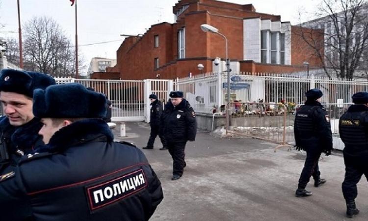 الشرطة الروسية تضبط خلية ارهابية مرتبطة بداعش