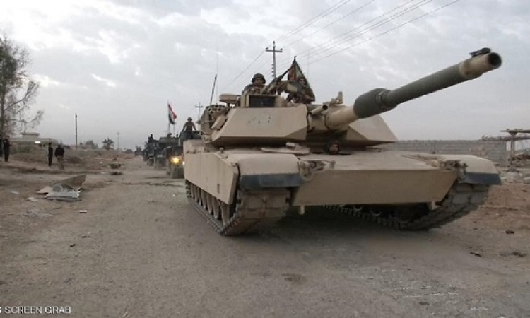 الجيش العراقى يحرر قريتين جنوب شرق الموصل