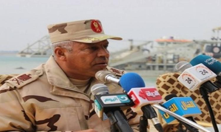 القوات المسلحة تسلم غدًا 600 وحدة سكنية لمتضررى السيول