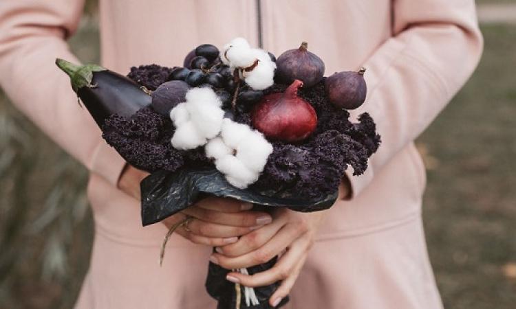 بالصور .. أحدث صيحات البوكيات : خضار وفاكهة .. أوفر وأنفع !!