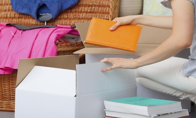 تجنبى هذه الأخطاء الشائعة أثناء تخزين أغراضك المنزلية