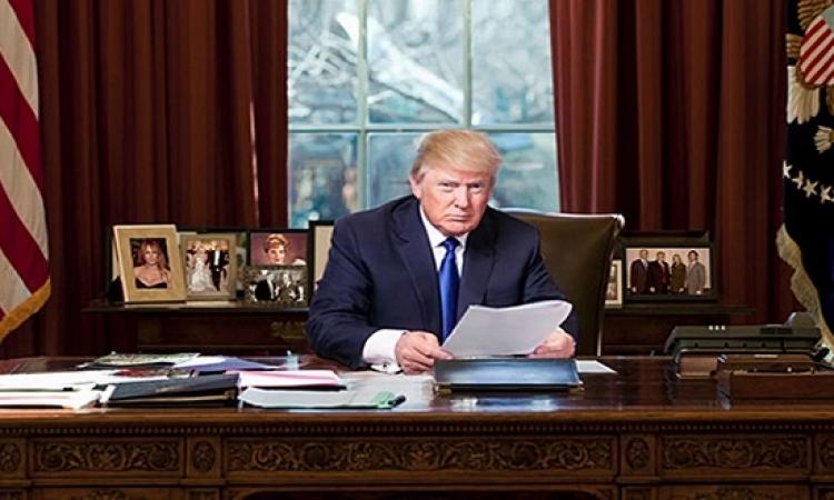 ترامب : أول قرارتى الانسحاب من اتفاق الشراكة عبر المحيط الهادى