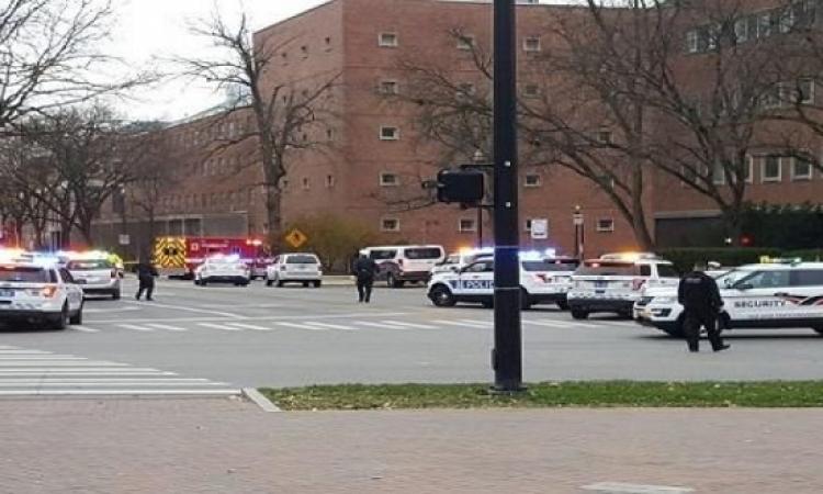 7 جرحى ومقتل مسلح أطلق النار بوسط جامعة أوهايو الأمريكية