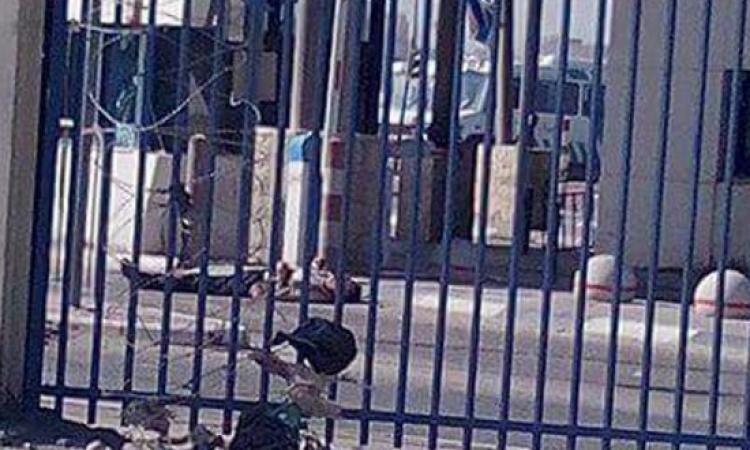 الجيش الإسرائيلى يقتل فلسطينياً على حاجز قلندياً