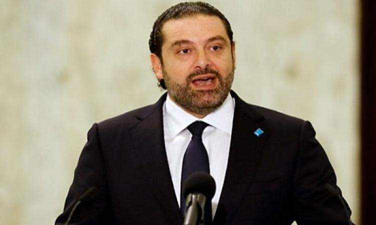 """الحريرى يلتقى كتلة """"حزب الله"""" لبحث تشكيل الحكومة اللبنانية"""