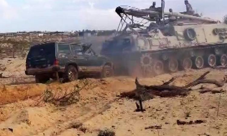 القوات المسلحة تواصل تطهير الجيوب والبؤر الإرهابية بشمال سيناء