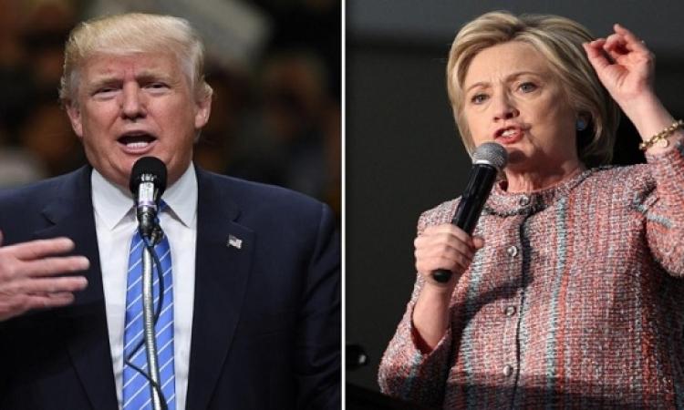 كلينتون تتقدم على ترامب بنسبة 46.3% فى ولاية كولورادو