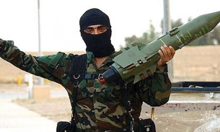 اصابة 22 مسلحاً سورياً بهجوم كيماوى لداعش