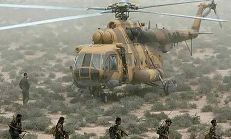 استمرار فعاليات التدريب المصرى الأردنى المشترك العقبة 2016