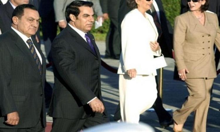 سويسرا تبحث تجديد تجميد أرصدة مبارك وبن علي بداية عام 2017