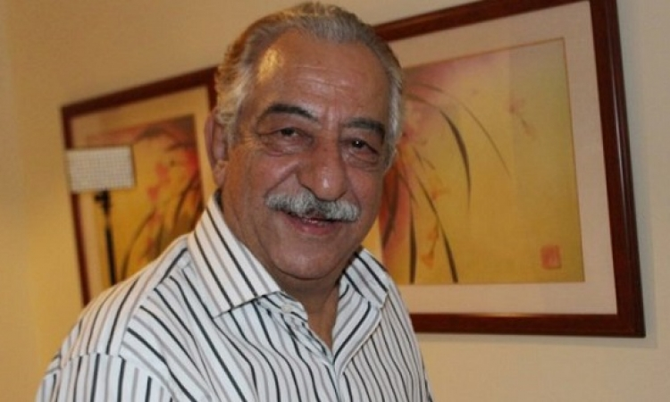 بالصور..  جنازة الفنان الكبير أحمد راتب
