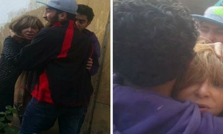 بالفيديو .. لميس تعرض صور الاعتداء عليها : مبتهزش ومبكسفش !!