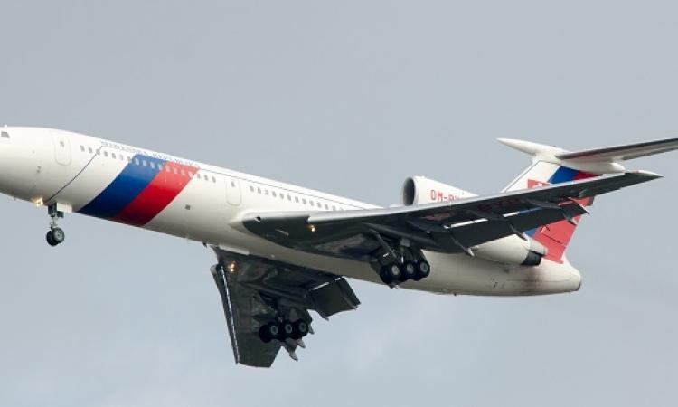 روسيا تكشف عن خلل بأجهزة طائرة التوبوليف المنكوبة
