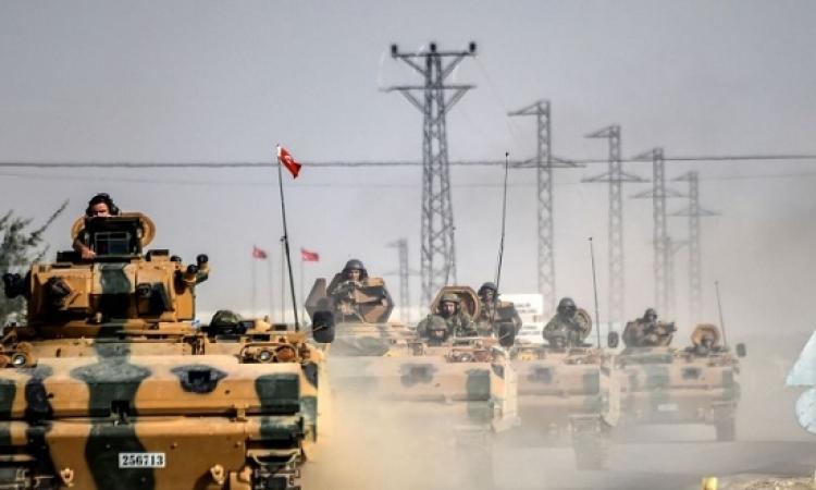 تركيا ترسل تعزيزات عسكرية إلى سوريا