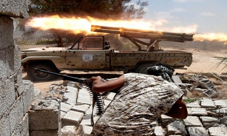 مفاجأة.. سقوط أسلحة خطيرة فى أيدى داعش بسوريا