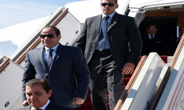 """مبعوث """"بوتين"""" للشرق الأوسط: زيارة مرتقبة للرئيس السيسى لموسكو"""